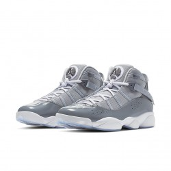 Air Jordan 6 Rings Cool Grey 322992-015