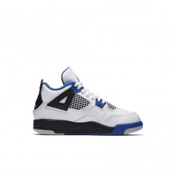 Air Jordan 4 Retro BP Motorsports 308499-117