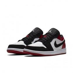 Air Jordan 1 Retro Black Toe Low 553558-116