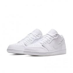 Air Jordan 1 Low White 553558 112
