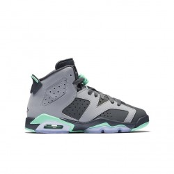 Air Jordan 6 Retro GS Green Glow