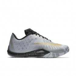 Nike HyperLive White Metalic Gold 819663-170