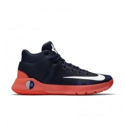 Nike KD Trey 5 IV Obsidian White Crimson Blue 844571-416