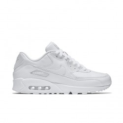 Nike Air Max 90 Leather All White