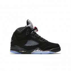 Air Jordan 5 Retro OG BG Metallic Silver 845036-003