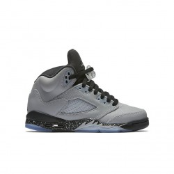 Air Jordan 5 Retro Wolf Grey GG 440892-008