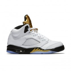 Air Jordan 5 Retro Gold Tongue 136027-133