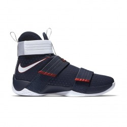 Nike LeBron Soldier 10 SFG USA Away 844378-416