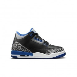 Air Jordan 3 Retro Sport Blue GS