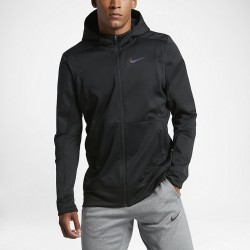Nike M Hoodie FZ Hyper Elite Winter Motion Black 800037-010