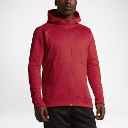 Nike M Hoodie FZ Hyper Elite Winter Motion Red 800037-657