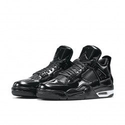 Air Jordan 11Lab4 Black Patent