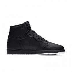 Air Jordan 1 High Blackout 555088-002