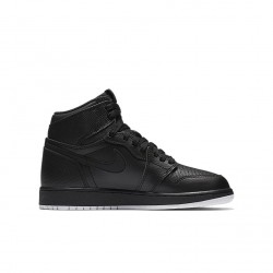Air Jordan 1 Retro High OG (BG) Blackout 575441-002