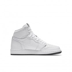 Air Jordan 1 Retro High OG (BG) White 575441-100
