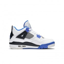 Air Jordan 4 Retro GS Motorsports 408452-117