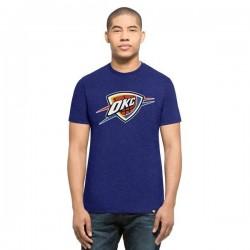 Koszulka 47Brand NBA Oklahoma City Thunder