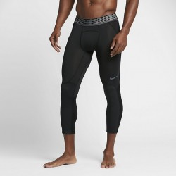 Spodnie Nike Hypercool Tight Three Quarter Basketball 848976-010