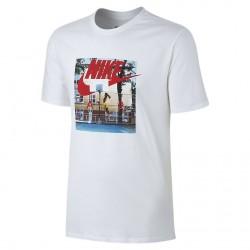 Koszulka Nike Hybrid Photo 847533-100