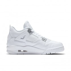 Air Jordan 4 Retro Pure Money BG 408452-100