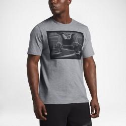 Koszulka Air Jordan Kick Push Grey 843122-091