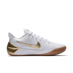 Nike Kobe A.D Big Stage White/Gold 852425-107