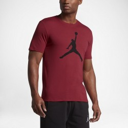 Koszulka Air Jordan Iconic Jumpman Logo Red 834473-687