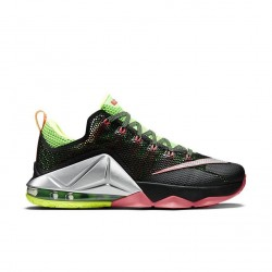 Nike LeBron 12 Low Remix 724557-003