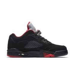 Air Jordan 5 Retro Low Fire Red 819171-001