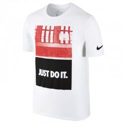 Koszulka Nike Dry Tee Core Art 2 White 844454-100