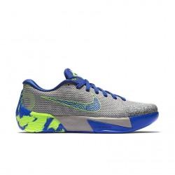 Nike KD Trey 5 II Pewter Grey Flash Lime Lyon Blue