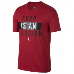 Koszulka Air Jordan Fear Is An Illusion Dri-FIT 882098-687