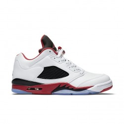 Air Jordan 5 Retro Low Fire Red 819171-101