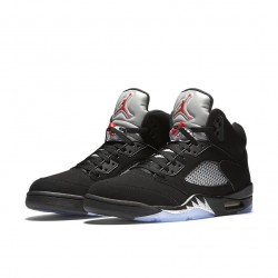 Air Jordan 5 Retro OG Black Metallic 845035-003