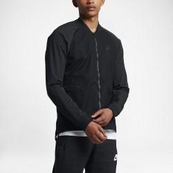 Kurtka Nike Sportswear Varsity Jacket Black/Black 832192-010