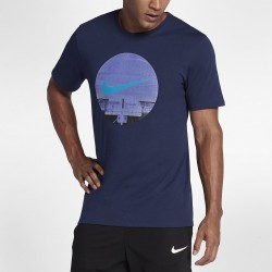 Koszulka Nike Dry Basketball Binary Blue