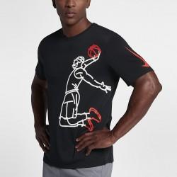 Koszulka Nike Dry LeBron Sketch 882186-010