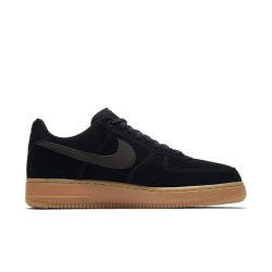 Nike Air Force 1 07 LV8 Suede Black AA1117-001