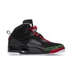 Jordan Spizike Black/Varsity Red 315371-026