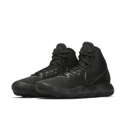 Nike Hyperdunk 2017 Mid Black/Black 897631-005