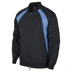 Bluza Air Jordan Wings Muscle Jacket Black University Blue 843100-013