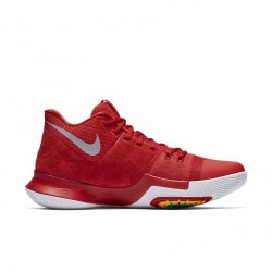Nike Kyrie 3 Red Suede 852395-601