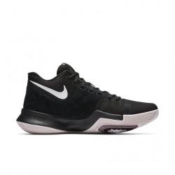 Nike Kyrie 3 Black Suede 852395-010