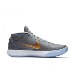 Nike Kobe A.D. Mid Grey Snakeskin 922482-005
