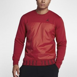Bluza Air Jordan Flight Fleece AJ 11 Hybrid Crew 917404-687