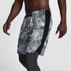 Spodenki Nike LeBron Elite Pure Platinum 858009-043