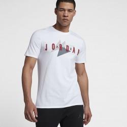 Koszulka Air Jordan Brand 1 Tee White 908007-100