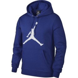 Bluza Air Jordan Flight Fleece Jumpman Royal Blue AH4507-455