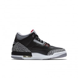 Air Jordan 3 Retro OG GS Black Cement 854261-001