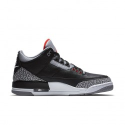 Air Jordan 3 Retro OG Black Cement 854262-001